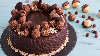 Download Ferrero Rocher Cake - 4k video Video