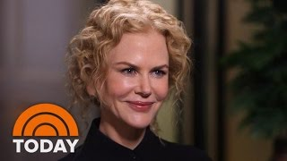 Download Nicole Kidman: New Film 'Lion' Is About The Essence Of Being A Mother | TODAY Video
