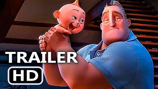 Download Incredibles 2 Official Trailer (Pixar 2018 Animated Film) Video