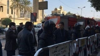 Download Blast at Egypt's main Coptic Christian cathedral kills 25 Video