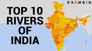 Download Top 10 Rivers of India | Longest rivers of India with Origin and End. Video