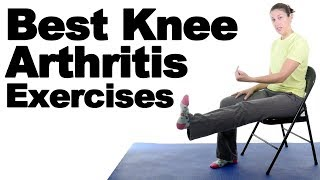 Download 10 Best Knee Arthritis Exercises for Pain Relief - Ask Doctor Jo Video