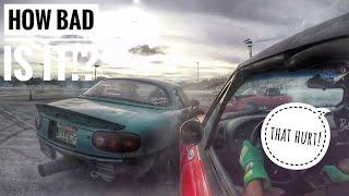 Download We CRASHED HARD but we WON THE COMP Video