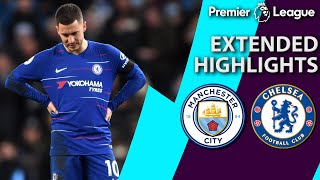 Download Manchester City v. Chelsea | PREMIER LEAGUE EXTENDED HIGHLIGHTS | 2/10/19 | NBC Sports Video