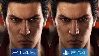 Download Yakuza 6 - PS4 PRO VS PS4 GRAPHICS COMPARISON [4K/60fps] Video