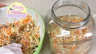 Download Como hacer curtido para pupusas con jalapeños Video