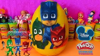 Download Pija Maskeliler Dev Sürpriz Yumurtası Disney Çizgi Filmi PijaMaskeliler Video