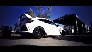 Download Spoon Sports Honda Civic Type R + Eibach CTR Springs and Stabilizer bars Video