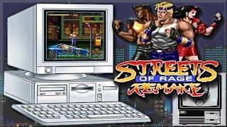 Download Streets of Rage REMAKE [Quick Play] | Nostalgia Nerd Video
