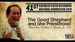 Download The Good Shepherd and the Priesthood (Most Rev. Teodoro C. Bacani, Jr., D.D.) Video
