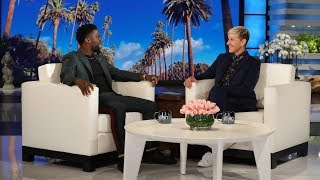 Download Ellen Reveals She Called the Academy to Help Re-Hire Kevin Hart As Oscars Host Video