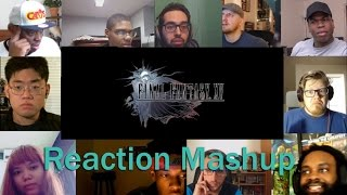 Download Final Fantasy XV Omen Trailer REACTION MASHUP Video