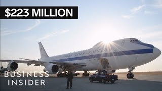 Download Inside The Military's $223 Million 'Doomsday Plane' Video