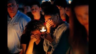 Download Families Gather at Florida Shooting Vigil | NYT Video