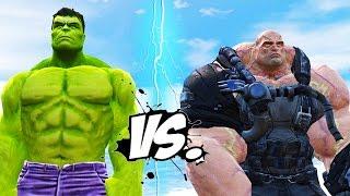 Download Hulk vs Bane - Epic Battle Video