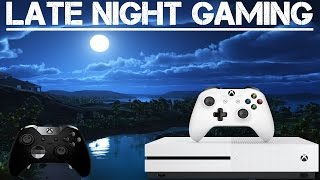 Download Late Night Gaming Ep 2: Crapgamer Isn't Such A Bad Guy, Just An Xbox Fanatic! Video