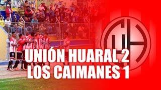 Download SEGUNDA DIVISIÓN. Unión Huaral 2 - Los Caimanes 1 goles Video