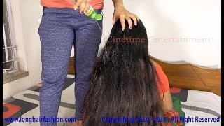 Download Jasmine Hair Oiling for Double Hair Growth | Long Thick Black Hair | 200ml Hair Oiling Video