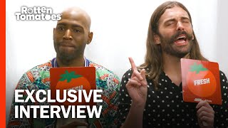 Download Yaaaas or Rotten: 'Queer Eye' Fab Five Rate TV & Movies | Rotten Tomatoes Video