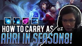 Download Shiphtur | HOW TO CARRY AS AHRI IN SEASON 8! - GRINDING TO CHALLENGER! Video