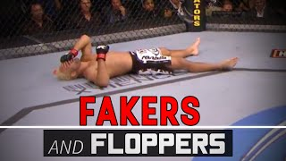 Download Biggest Fakers And Floppers In MMA Video