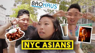 Download ASIANS IN NYC ft. Awkwafina Video