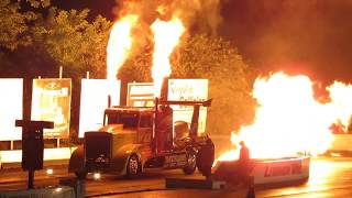 Download Shockwave Jet Truck - 2017 Night Of Fire at Lebanon Valley Dragway Video