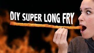 Download DIY SUPER LONG FRENCH FRY - VERSUS Video