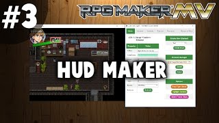 Download HUD Maker Tutorial #3 - Gauges, Picture Numbers, and Faces Video