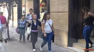 Download Chile - Santiago - City tour part 1 - South America, part 73 - Travel video - HD Video
