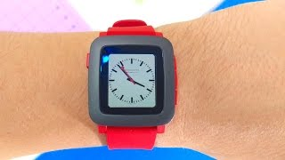 Download Pebble Time Review: Function over Form Video