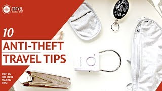 Download 10 Anti-theft Travel Tips Video