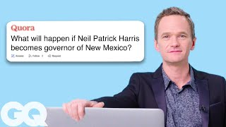 Download Neil Patrick Harris Goes Undercover on Reddit, Twitter, and YouTube | GQ Video