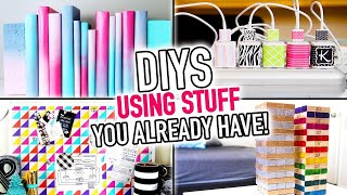 Download 6 DIYS Using Stuff You Already Have Around Your House! ~ DIY Compilation Video - HGTV Handmade Video