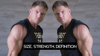 Download Complete Tricep Workout - Train for Size, Strength and Definition Video