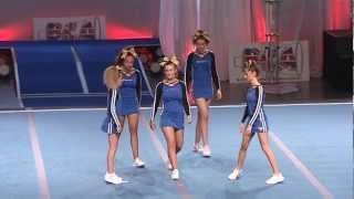 Download Vista Twisters Junior Group Stunt Level 4 Video