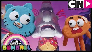 Download Gumball NEW | |The Puppets | Cartoon Network Video