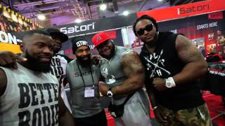 Download Mike Rashid | ARNOLD's Sports Festival 2015 Video