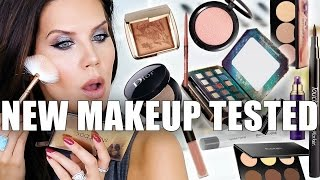 Download $700 of BRAND NEW MAKEUP TESTED | First Impressions Video