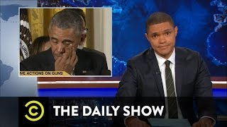 Download President Obama Targets Gun Violence: The Daily Show Video