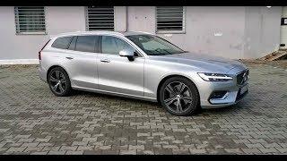 Download Walkaround Volvo V60 T6 AWD Inscription 2018 Video