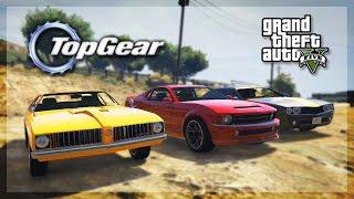 GTA 5: Muscle Car Drag Race! (GTA 5 Skit) Free Download