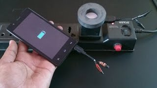 Download Phone Charger Convert Into Wireless Charger Video