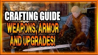 Download Dragon Age Inquisition Guides - Crafting Weapons, Armor and Upgrades! Video