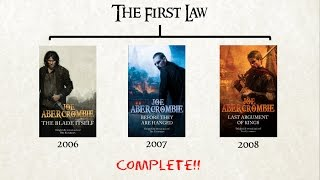 Download The Ultimate Guide to The Blade Itself and The First Law Trilogy by Joe Abercrombie Video