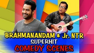 Download Brahmanandam & Jr NTR Superhit Comedy Scenes | South Hindi Dubbed Best Comedy Scenes Video