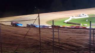 Download October 13, 2017 Lernerville Speedway RUSH Crate Late Model Heat 3 Video