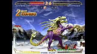 Download Primal Rage 2 Necrosan Playthrough Video