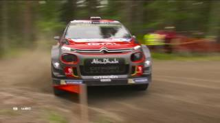 Download WRC - 2017 Rally Finland - Day 1 Video