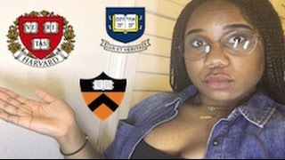 Download COLLEGE DECISION REACTIONS | Harvard Princeton Yale + More Video